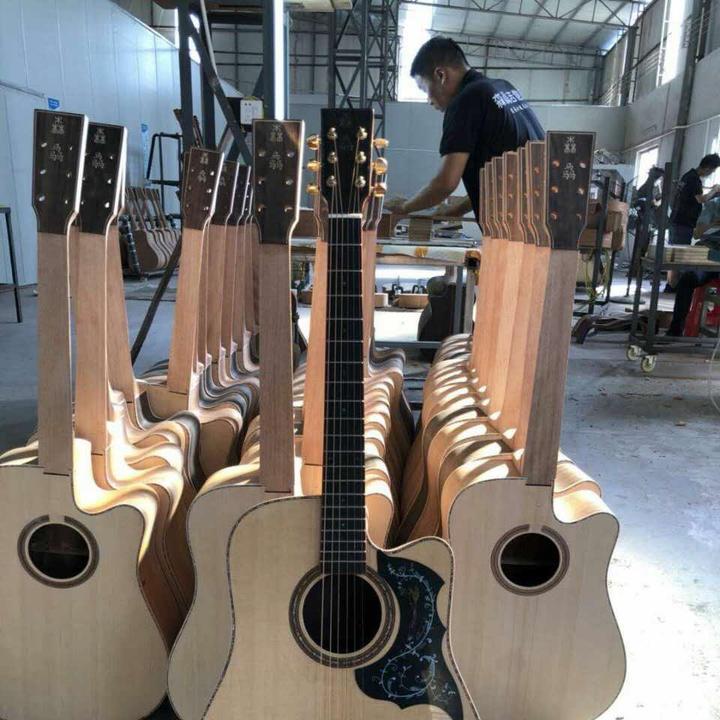 大章鱼森骉吉他生产厂家