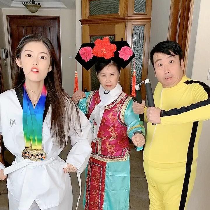 天津一家人